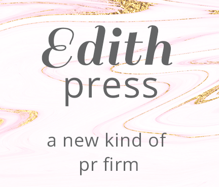Edith Press - Fashion and beauty public relations